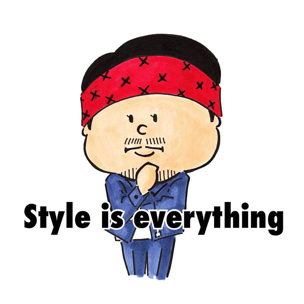 Style is everything